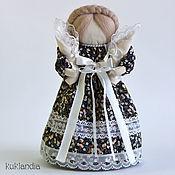 Народная кукла ручной работы. Ярмарка Мастеров - ручная работа Кукла-оберег На двойную прибыль. Handmade.