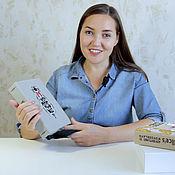 Сумки и аксессуары handmade. Livemaster - original item Video master class: CREATE ONE CLUTCH OF BOOKS. Handmade.