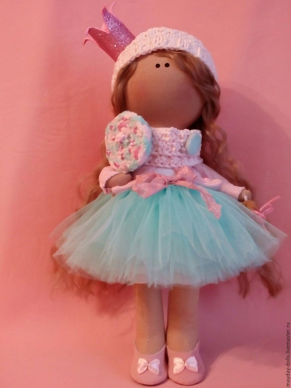 Юбка из фатина для кукол