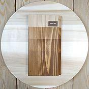Краски ручной работы. Ярмарка Мастеров - ручная работа Масло для дерева с твердым воском GAPPA 0015, 0,2 литра. Handmade.