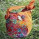 """Женские сумки ручной работы. Ярмарка Мастеров - ручная работа. Купить Сумка из батика """"Bali"""" от Princess Mirah Design. Handmade."""