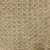 Материалы для творчества handmade. Livemaster - original item knitted linen fabric