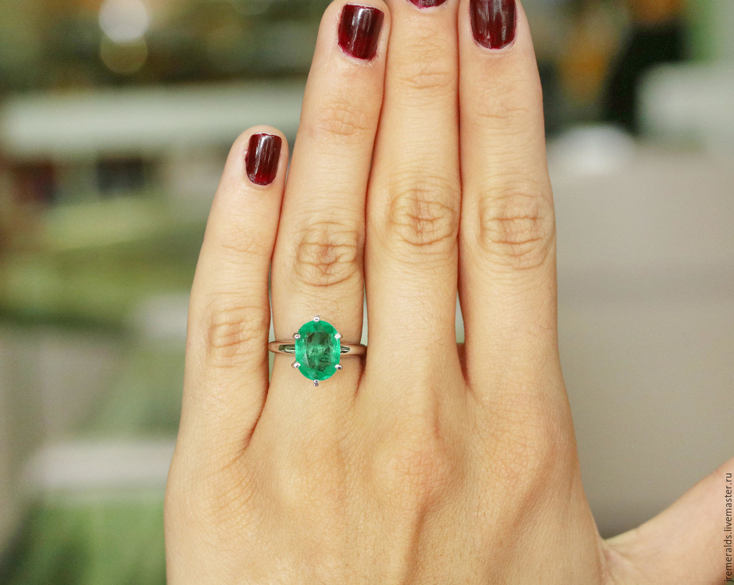 wedding jewelry ri rings gallery emerald solitaire engagement colombian