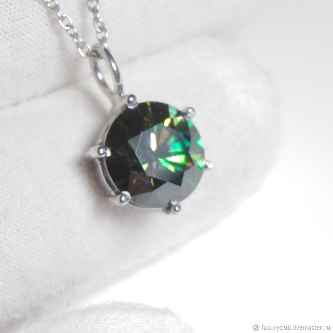 Pendant with a diamond 'the Stars aligned' to buy, Pendants, Tolyatti,  Фото №1