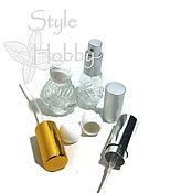 Материалы для творчества handmade. Livemaster - original item Perfume flacon 8 ml. Handmade.