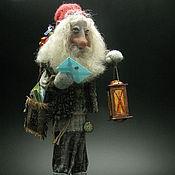Куклы и игрушки ручной работы. Ярмарка Мастеров - ручная работа Рождественский Ниссе. Handmade.
