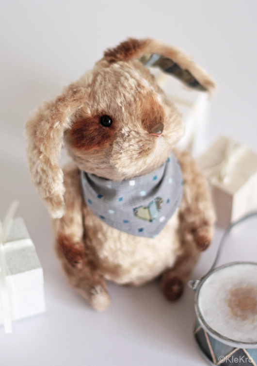 Мишки Тедди ручной работы. Ярмарка Мастеров - ручная работа. Купить Кролик. Handmade. Пятнистый, тедди, кролик. Клетчатый Крокодил.