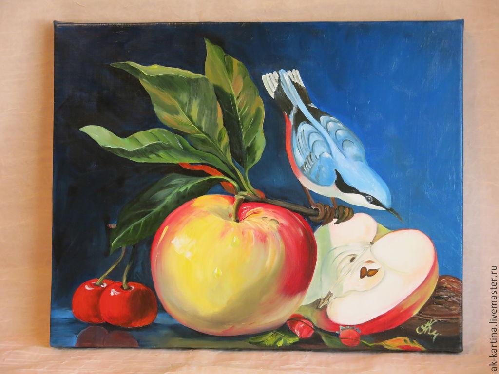 Ярмарка мастеров аня яблоко