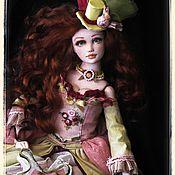 """Куклы и игрушки ручной работы. Ярмарка Мастеров - ручная работа Габриэль """"Старинные открытки"""". Handmade."""