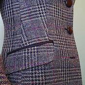 """Одежда ручной работы. Ярмарка Мастеров - ручная работа Жакет классический """"Шотландский"""". Handmade."""