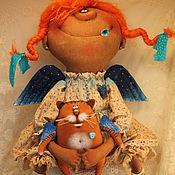 Куклы и игрушки ручной работы. Ярмарка Мастеров - ручная работа Предчувствие весны.... Handmade.
