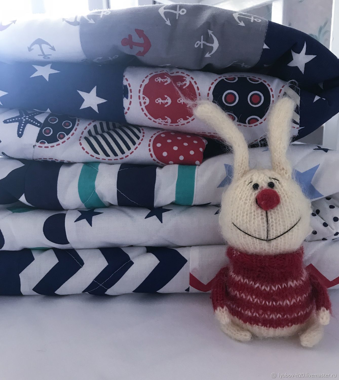 Лоскутное одеяло, Текстиль, Пермь, Фото №1