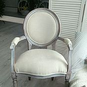Кресла ручной работы. Ярмарка Мастеров - ручная работа Кресло в стиле прованс. Handmade.