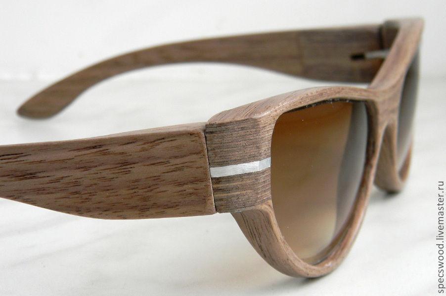 Купить Солнцезащитные очки из дерева Specswood - деревянные очки, очки из дерева, солнцезащитные очки