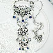 handmade. Livemaster - original item BOHO style pendant on a chain