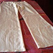 """Одежда ручной работы. Ярмарка Мастеров - ручная работа Брюки """"Клёш"""". Handmade."""