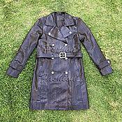 Одежда handmade. Livemaster - original item Women`s Python cloak CELINNE. Handmade.