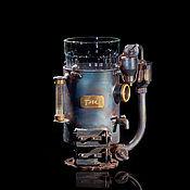 """Посуда ручной работы. Ярмарка Мастеров - ручная работа Подстаканник """"Титан вагонный"""". Handmade."""
