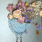 Для дома и интерьера handmade. Livemaster - original item Braided housekeeper - pots. Handmade.