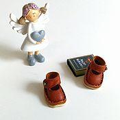 Одежда для кукол ручной работы. Ярмарка Мастеров - ручная работа Ботиночки для Блайз. Handmade.