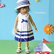Куклы и игрушки ручной работы. Ярмарка Мастеров - ручная работа Платья для кукол 19-23 см. Handmade.