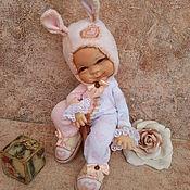 Куклы и игрушки ручной работы. Ярмарка Мастеров - ручная работа Зефиринка. Handmade.