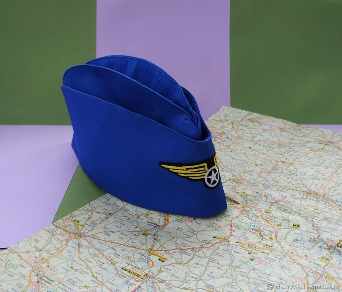 Пилотка летчика, Одежда, Жуковский,  Фото №1