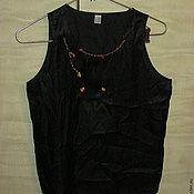 Одежда ручной работы. Ярмарка Мастеров - ручная работа Красивая майка. Handmade.