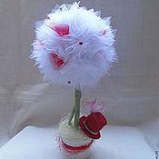 Свадебный салон ручной работы. Ярмарка Мастеров - ручная работа Свадебный топиарий. Handmade.