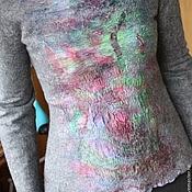 Одежда ручной работы. Ярмарка Мастеров - ручная работа Свитер Цветные сны. Handmade.
