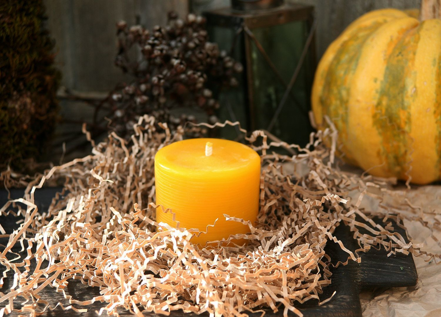 candle 'Tenderness' midi, Candles, Mostovskoi,  Фото №1