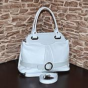Сумки и аксессуары handmade. Livemaster - original item Model 88 Bag leather women`s Bag made of genuine leather. Handmade.
