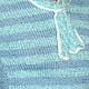 Кофты и свитера ручной работы. Ярмарка Мастеров - ручная работа. Купить Вязаный свитер Морское утро. Handmade.