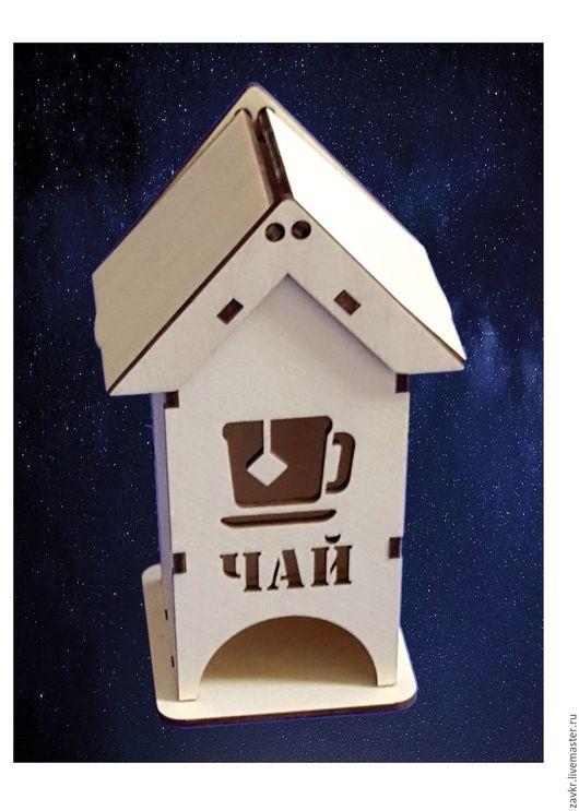 Фото 3 Чайный домик мини `Чашка` 8*8*16,5см