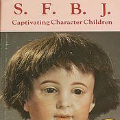 Материалы для творчества ручной работы. Ярмарка Мастеров - ручная работа Книга о французских куклах SFBJ, Сaptivating Сharacter Сhildren. Handmade.