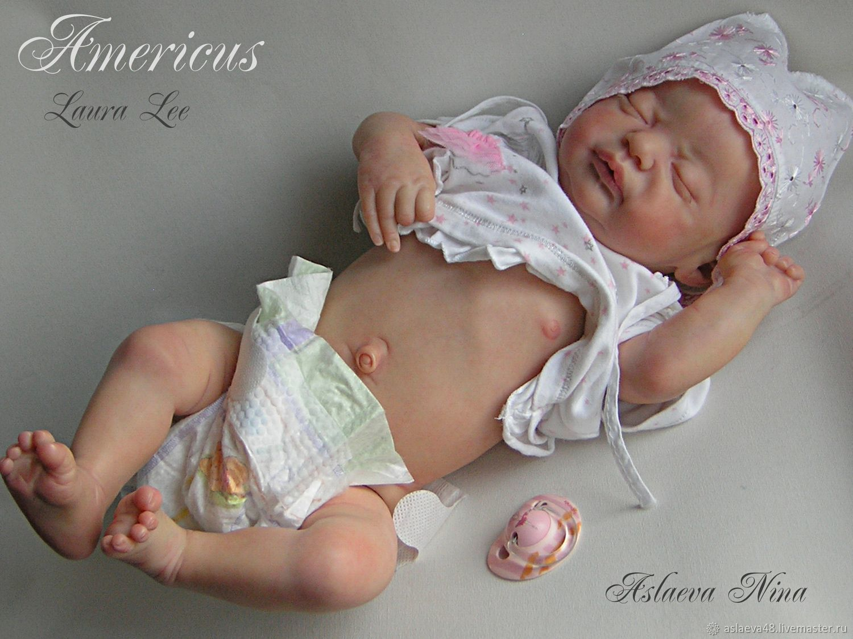 Америкус, Куклы Reborn, Липецк,  Фото №1