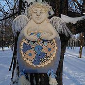 Подарки к праздникам ручной работы. Ярмарка Мастеров - ручная работа Ангел сладких снов. Handmade.