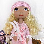 Куклы и игрушки ручной работы. Ярмарка Мастеров - ручная работа Мелоди Интерьерная куколка. Handmade.