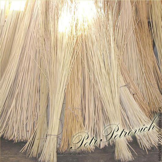 Другие виды рукоделия ручной работы. Ярмарка Мастеров - ручная работа. Купить Ивовая лоза для лозоплетения в пучках по 100 шт.. Handmade.
