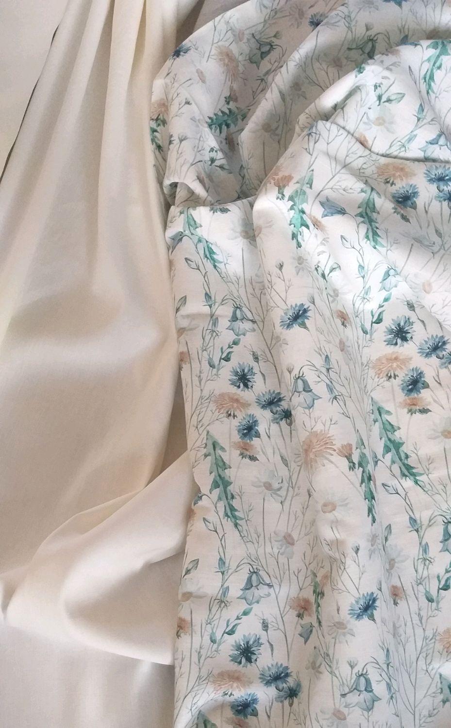 Льняное постельное белье(сканди,лофт,винтаж,кантри), Комплекты постельного белья, Родино,  Фото №1