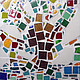 Мозаика.  `Дерево` работа Ольги Петровской-Петовраджи