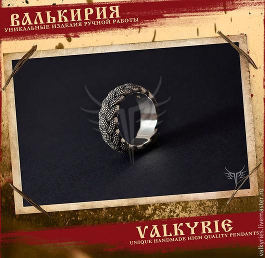 Кулоны и подвески ручной работы  из серебра 925 пробы.Купить кольцо викингов .Мастерская Валькирия.