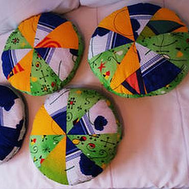 Для дома и интерьера handmade. Livemaster - original item decorative pillow. Handmade.