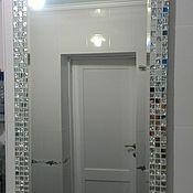 Для дома и интерьера ручной работы. Ярмарка Мастеров - ручная работа Зеркало для ванной комнаты. Handmade.