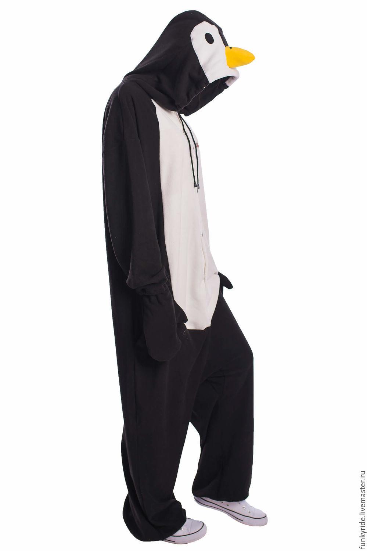 Костюм кигуруми Пингвин FUNKY PINGUIN KIGU – купить в интернет ... a55ff96baca74