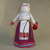 Для дома и интерьера ручной работы. Ярмарка Мастеров - ручная работа Народная кукла - Оберег для дома. Handmade.