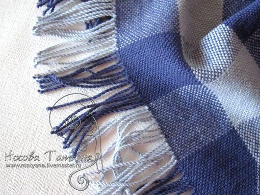 Шарфы и шарфики ручной работы. Ярмарка Мастеров - ручная работа. Купить Шарф Лондон Шарф домотканый Шарф шерстяной. Handmade.