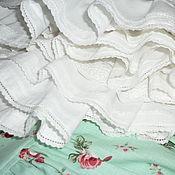 Юбки ручной работы. Ярмарка Мастеров - ручная работа Нижняя юбка подъюбник для детских платьев с широкой юбкой. Handmade.