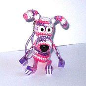 Куклы и игрушки handmade. Livemaster - original item The dog is a symbol of 2018. Handmade.