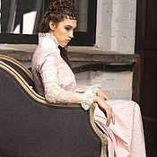 Одежда handmade. Livemaster - original item Dress Victorian reconstruction of the Edwardian era. Handmade.